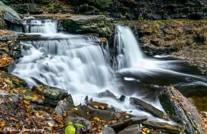 3791 Cayuga Waterfall, Ricketts Glen State Park, PA