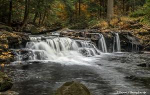 3798 Cascade, October, Ricketts Glen State Park, PA