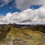 3813 Panorama from Papallacta Pass, Napo, Ecuador