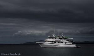 3992 Reina Silvia, Galapagos Islands