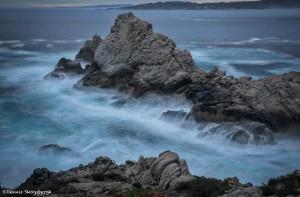 4111 Wave Action, Point Lobos State Reserve, Big Sur, CA