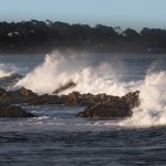 4122 Wave Action, Asilomar Beach, Big Sur, CA