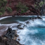 4289 Red Sand Beach (Kaihalulu Beach), Maui, Hawaii