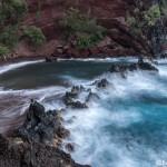 4289 Red Sand Beach (Kaihalulu Beach), Maui, Hawaii