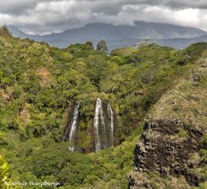 4294 Opwekaa Falls, Kauai, Hawaii
