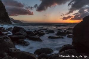 4318 Sunset, Ke'e Beach, Kauai, Hawaii