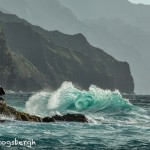4320 Wave Action, Ke'e Beach, Kauai, Hawaii