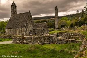 4330 Glendalough Monastery, Ireland