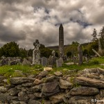 4333 Glendalough Monastery, Grave Yard, Cathedral, Ireland
