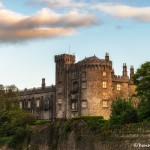 4338 Sunset, Kilkenny Castle, Ireland