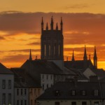 4339 Sunset, Kilkenny, Ireland, St. Mary's Cathedral