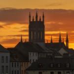 4339 Sunset, Kilkenny, Ireland, St. Mary's Cathedral