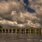 4343 Bridge over River Shannon, Co. Offaly, Ireland