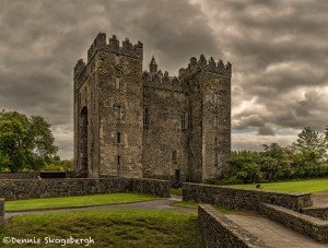 4347 Bunratty Castle, Co. Clare, Ireland