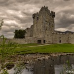 4355 Ross Castle, Killarney National Park, Co. Kerry, Ireland