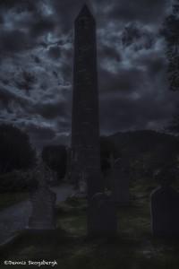 4392 Glendalough Monastery, Ireland