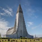 4465 Hallgrimskirkja Church, Reykjavik, Iceland