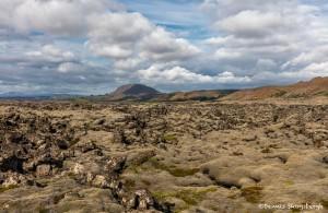 4470 Lava Fields, Iceland