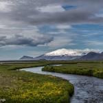 4472 Snæfellsjökull Glacier, Iceland