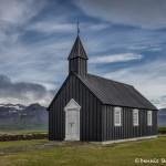 4473 Black Church, Budir, Iceland