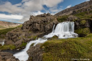 4480 Dynjandi (Fjallfoss) Waterfall, Iceland