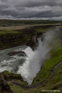 4495 Gulfoss Waterfall, Iceland