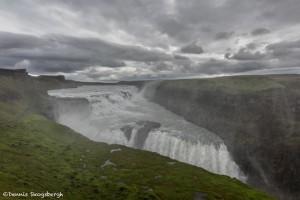 4496 Gulfoss Waterfall, Iceland