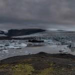 4506 Sunrise, Fjallsárlón Glacier Lagoon, Iceland
