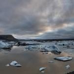 4507 Sunrise, Fjallsárlón Glacier Lagoon, Iceland