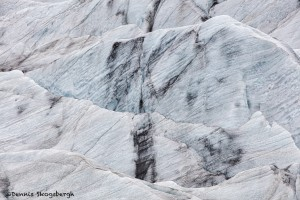 4517 Glacier Pattern, Iceland