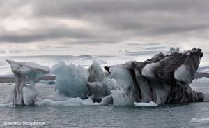 4578 Iceberg, Jokulsarlon Glacier Lagoon, Iceland