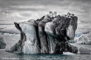 4579 Iceberg, Jokulsarlon Glacier Lagoon, Iceland