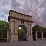 4617 Sunset, Fusilier's Arch, Stephen's Green, Dublin, Ireland