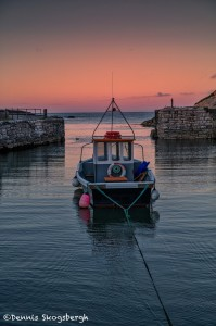 4639 Sunset, Ballintoy Harbor, Northern Ireland