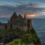 4642 Sunrise, Dunluce Castle, Northern Ireland