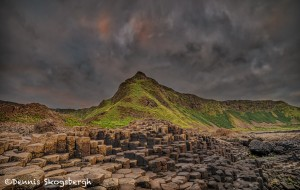 4643 Sunrise, Giant's Causeway, Northern Ireland
