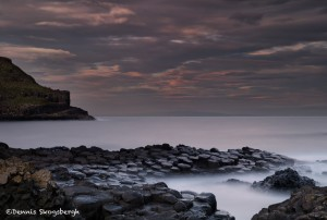 4646 Sunrise, Giant's Causeway, Northern Ireland