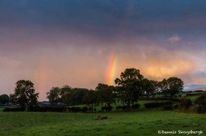 4647 Storm at Sunset, Northern Ireland