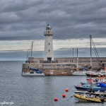 4654 Donaghadee Harbour and Lighthouse, Northern Ireland