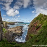 4667 Causeway Coast from Templastragh, Northern Ireland