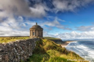 4668 Mussenden Temple, Londonberry, Northern Ireland