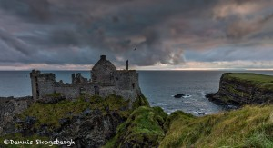 4676 Sunrise, Dunluce Castle, Northern Ireland