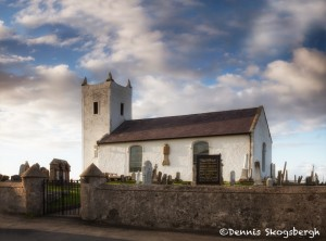 4678 Ballintoy Parish Church, Northern Ireland