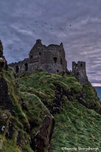 4688 Sunrise, Dunluce Castle, Northern Ireland