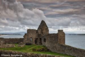 4689 Sunset, Dunluce Castle, Northern Ireland