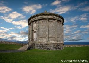 4693 Mussenden Temple, Londonberry, Northern Ireland