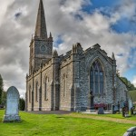 4698 Parish Church of Tamlaghtfinlagan, Ballykelly, Northern Ireland