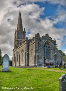4698 Parish Church of Tamlaghtfinlagan, Ballykelly, Northern Ireland