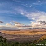4877 Evening, Ngorongoro Crater, Tanzania