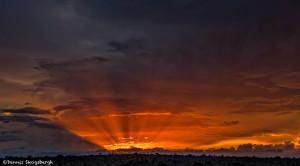 4911 Sunset, Serengeti, Tanzania